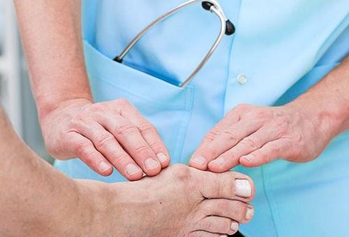ревматоидный артрит МРТ